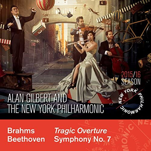 Alan Gilbert & The New York Philharmonic