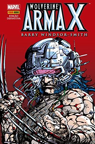 Wolverine: Arma X - Edição de luxo