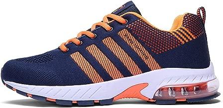 Scarpe da Running Air Ammortizzazione Suola Traspirante Comfort Athletic Sport Sneakers Sneakers Donna Uomo