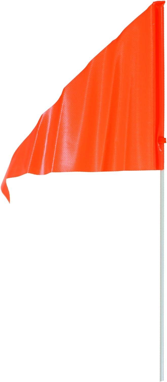 Sunlite Safety Flag, Orange, Box of 10