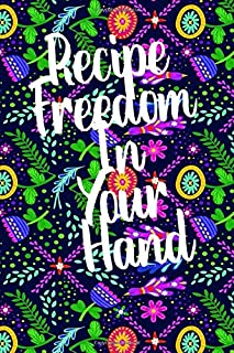 Recipe Freedom In Your Hand: Good Planner For Every Family