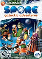 Spore Galactic Adventures Expansion Pack (輸入版)