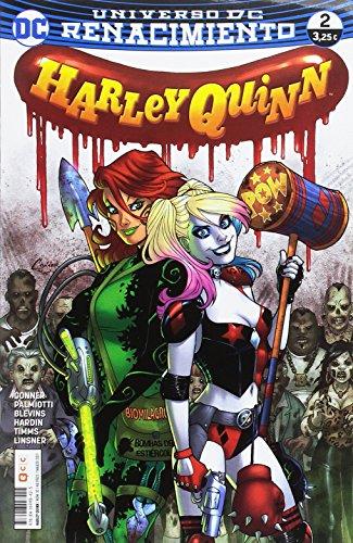 Harley Quinn núm. 10/ 2 (Renacimiento)