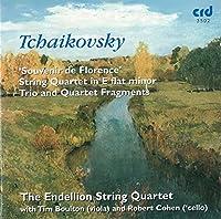 Tchaikovsky: String Quartet 3