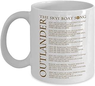 HL HLPPC Coffee Mug Tea Cup - The Skye Boat Song 11OZ
