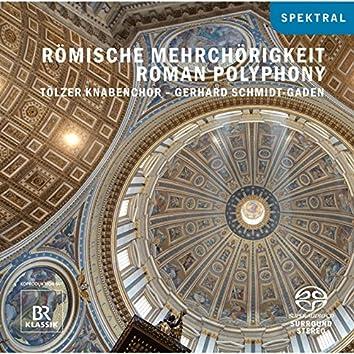 Benevoli & Pitoni: Römische Mehrstimmigkeit