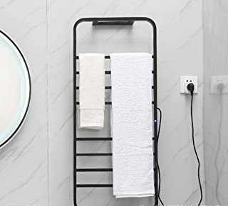 Martll Radiador de toallas Radiador de toallas Rejilla de secado de baño de alta gama de acero inoxidable 304, calentador de toallas de radiador de baño, 420 mm * 900 mm