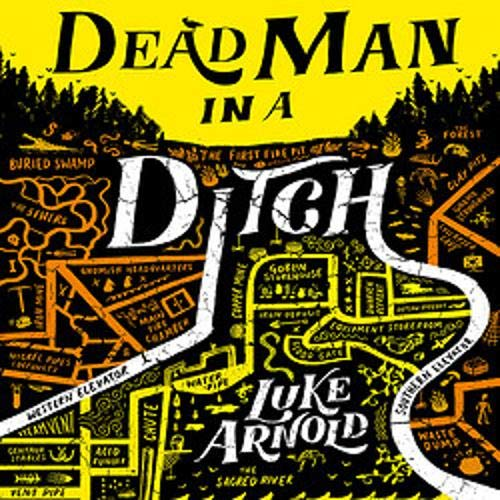 Dead Man in a Ditch cover art