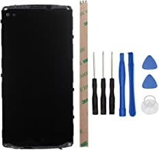HYYT Replacement for LG V10 H900 AT&T H901 T-Mobile VS990 Verizon H961N H968 H962 H960YK H960 New Black LCD Display + Touch Screen digitizer Assembly