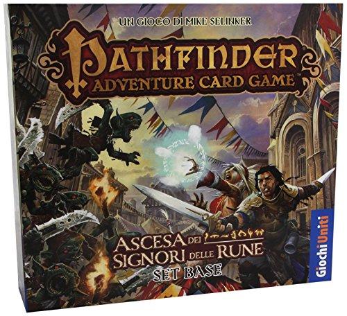 Giochi Uniti - Pathfinder Adventure Card Game, Ascesa dei Signori delle Rune Scatola Base