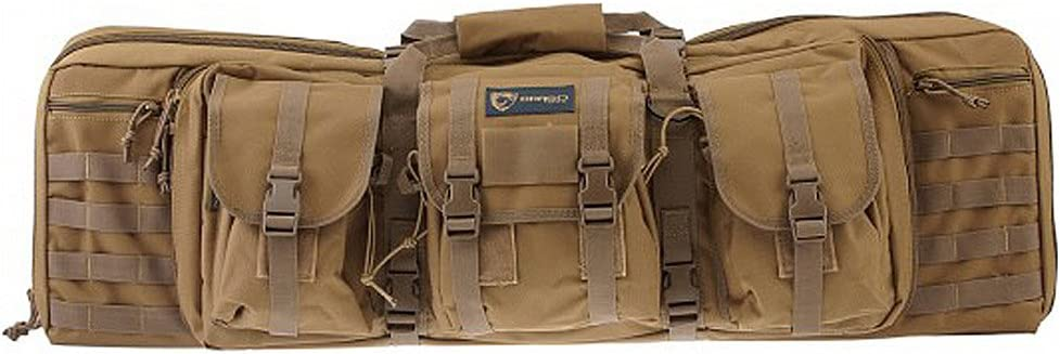 Drago Gear Raleigh Mall Tactical Double Gun Black OPS DRAGOGEAR Many popular brands Case Tactica