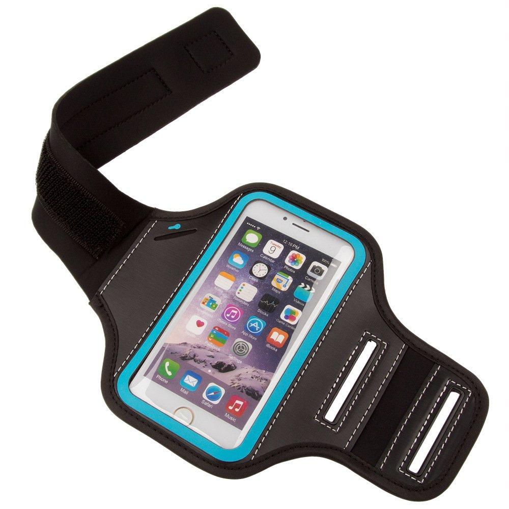 Pulsera Funda Brazalete Bag con auriculares y soporte para llaves ...