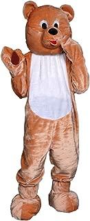Dress Up America Teddy Bear Mascot
