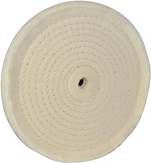 Silverline 105888 Rueda Pulidora con Diseño En Espiral, 150 mm Diámetro