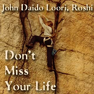 Don't Miss Your Life audiobook cover art