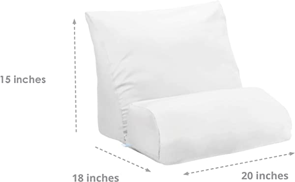 Contour Products Flip Pillow Standard Size 20 Inch Width Pillow ONLY
