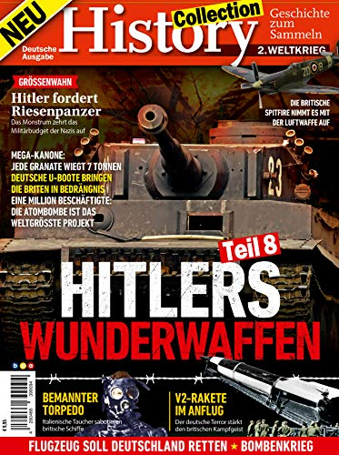 History Collection Teil 8: Hitlers Wunderwaffen