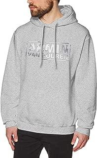 Mens Long Sleeve Armin Van Buuren Logo Classic Jogging Hoodies
