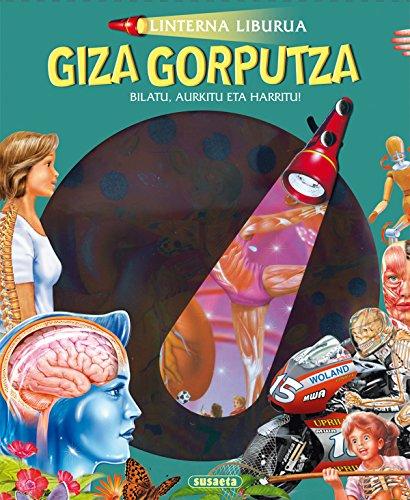 Giza gorputza (Linterna liburua)