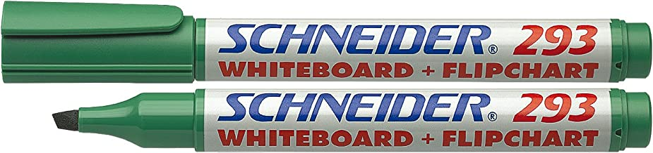 Schneider 293 Marker For Whiteboard And Flipchart - Green