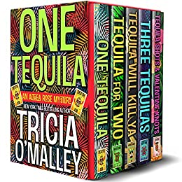 The Althea Rose Mystery Boxed Set: (Books 1-3 + 2 Novellas): A Paranormal Cozy Mystery (The Althea Rose series) by [Tricia O'Malley]