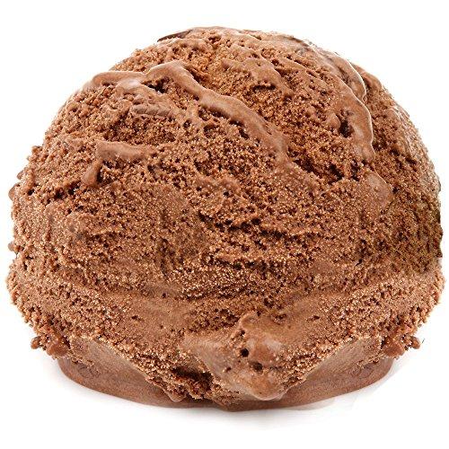 Schoko Geschmack 1 Kg Gino Gelati Eispulver für Speiseeis Softeispulver Speiseeispulver