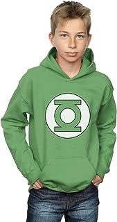 DC Comics niños Green Lantern Logo Capucha