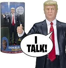 donald trump talking dolls