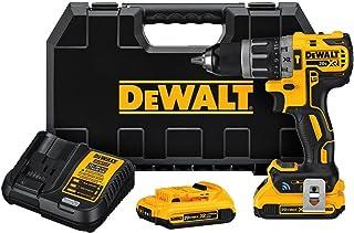 DEWALT 20V MAX XR Hammer Drill Kit, Tool Connect Bluetooth (DCD797D2)