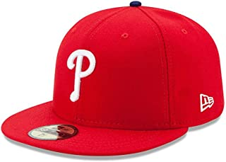 b770cbe500ec1 New Era 59FIFTY Philadelphia Phillies MLB 2017 Authentic Collection  On-Field Game Fitted Hat