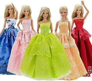 Best free barbie doll wedding dress patterns Reviews
