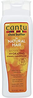 Cantu Shea Butter for Natural Hair Hydrating Cream Conditioner, 13.5 Ounce