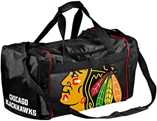 Forever Collectibles NHL Chicago Blackhawks Core Duffle Bag