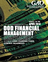 DOD Financial Management Actions Under Way Need to Be Successfully Completed to Address Long-standing Funds Control Weaknesses
