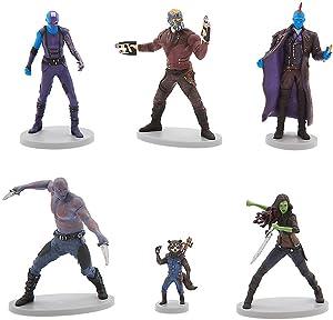 Marvel Guardians of The Galaxy Vol. 2 Figurine Set