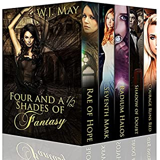 Four and a Half Shades of Fantasy audiobook cover art