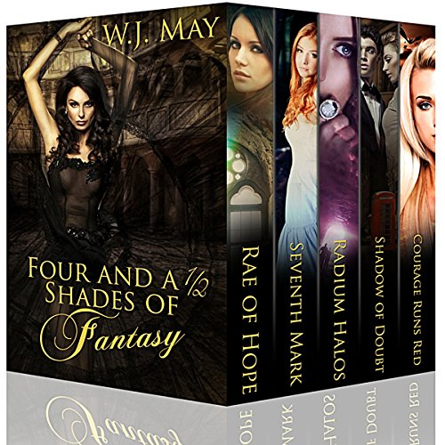 Couverture de Four and a Half Shades of Fantasy