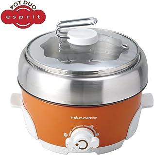 Recolte Pot Duo Esprit Orange Rpd-2