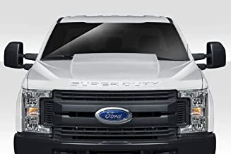Extreme Dimensions Duraflex Replacement for 2017-2020 Ford Super Duty F250 F350 F450 Cowl Hood - 1 Piece