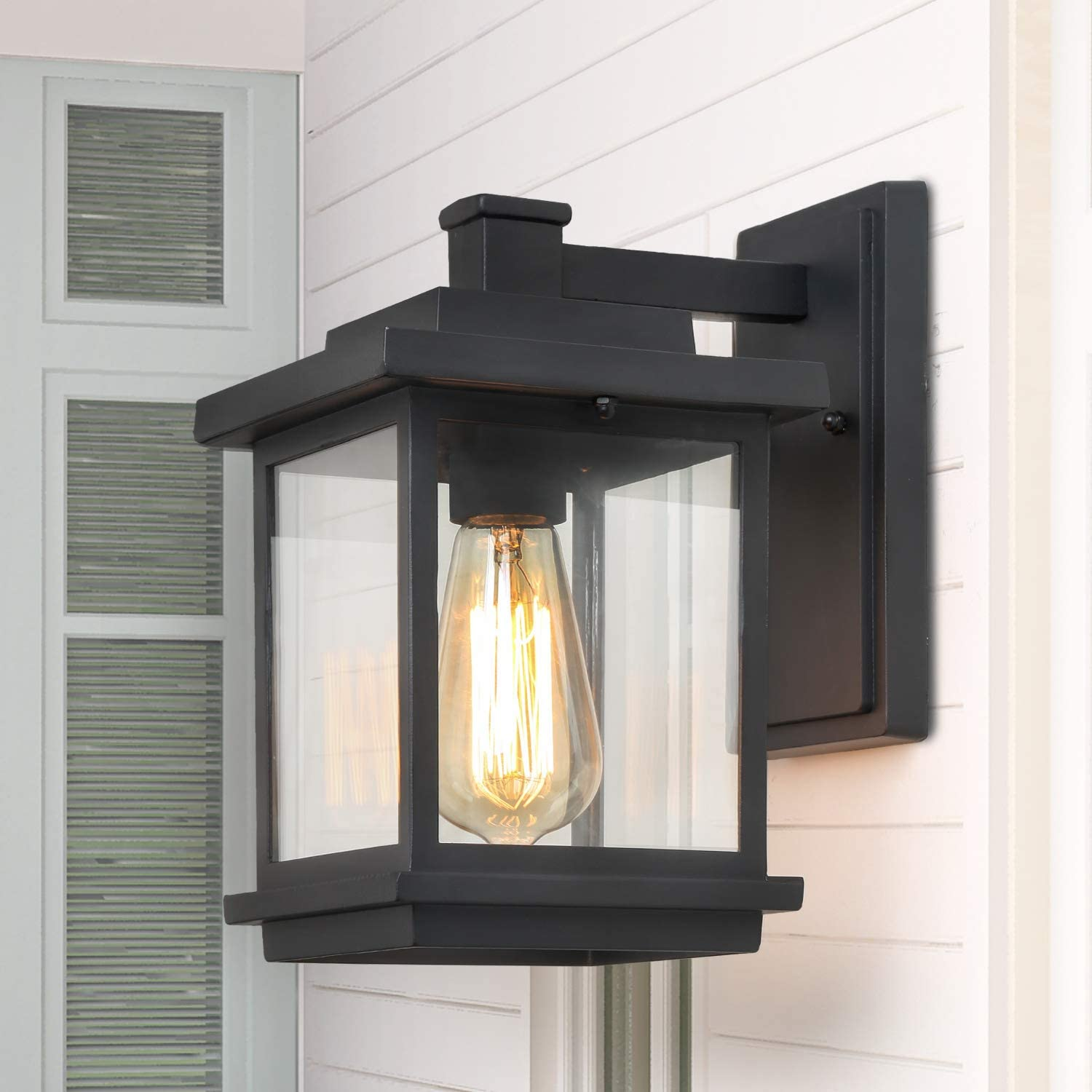 Porch New Shipping Free Shipping Light Fixtures Outdoor Directly managed store 1-Light Exterior Wall
