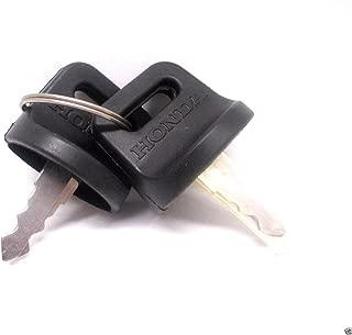 Honda 35110-ZV5-V50 Pack of 2 Ignition Keys (W05)