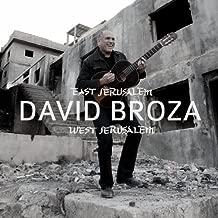 East Jerusalem / West Jerusalem by David Broza (2014-01-13)