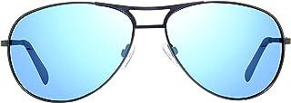 Revo Sunglasses for Men Women - Polarized Aviator and Navigator Styles - Multiple Frames and Lens Colors
