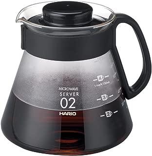 Hario V60 Glass Range Coffee Server, 600ml