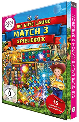 Die gute Laune 3-Gewinnt-Spielebox