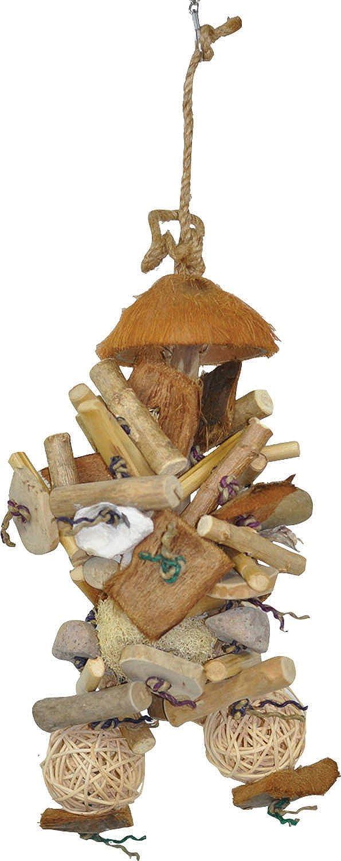 A&E Cage Java Wood Java Bush Bird Toy
