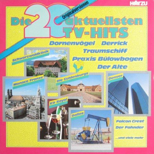 Die 20 aktuellsten TV-Hits (1987) [Vinyl LP]