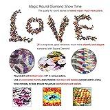 Homerdiary 5D diamante pittura kit punto croce set completo drill ricamo fai da te fatti a mano in resina strass mosaico Gift for home Room decorazione con incollare strumenti