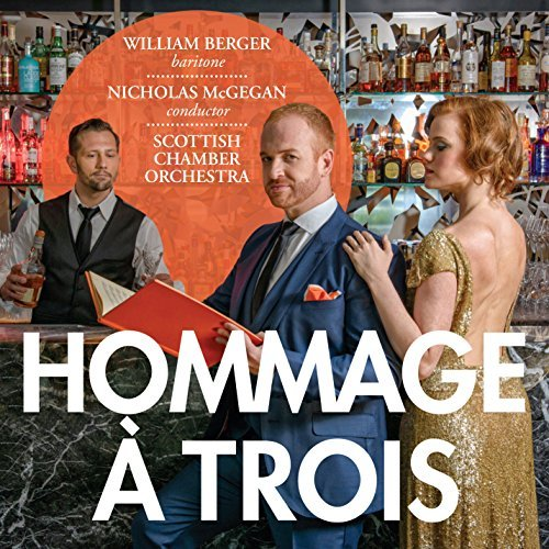 Hommage ?? Trois - Mozart; Haydn; Cimarosa (Hybrid SACD - plays on all CD players) by William Berger