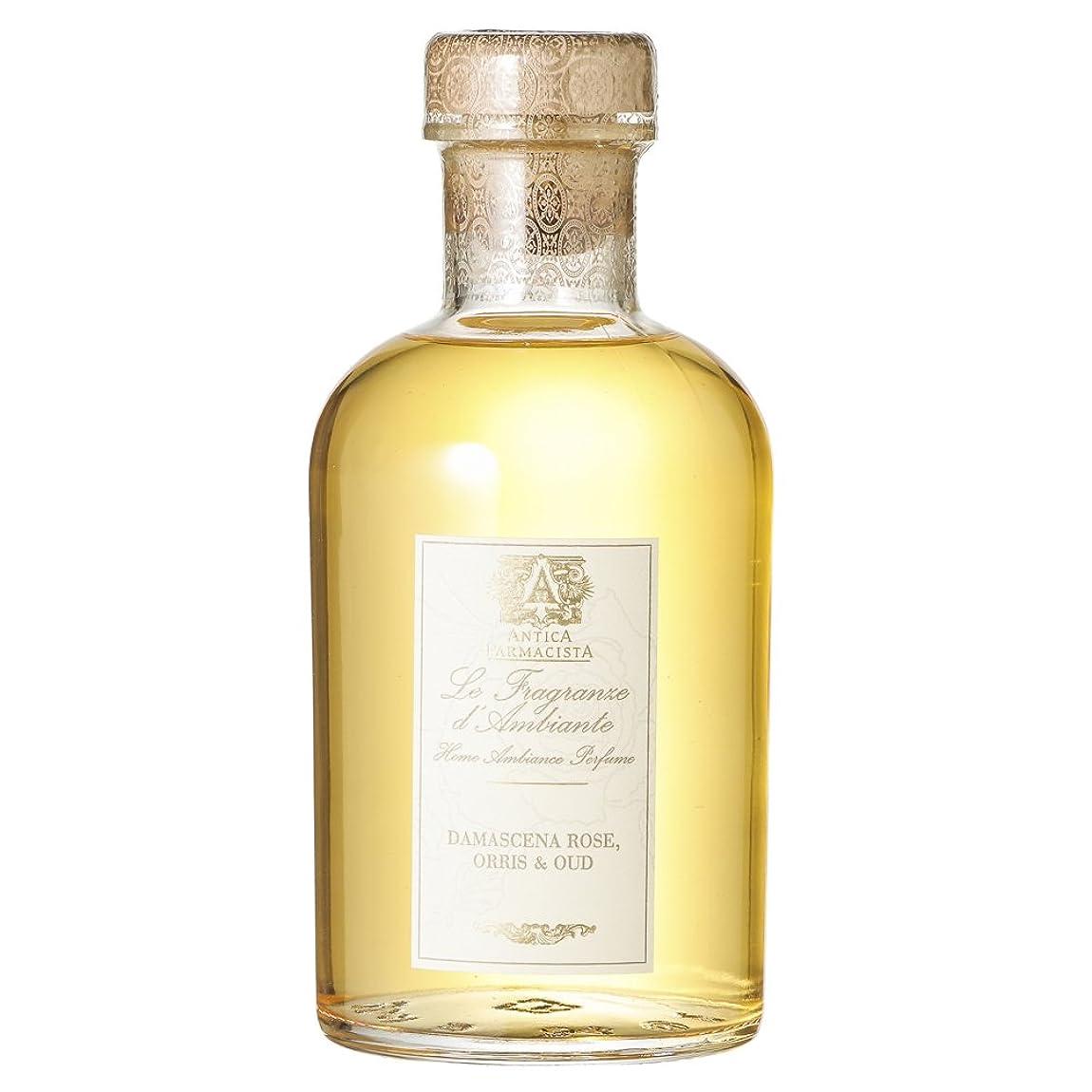 保全一回バイオレットアンティカ ファルマシスタ ルームディフューザー 500ml ルームフレグランス (種類:Damascena Rose,Orris & Oud) ANTICA FARMACISTA [並行輸入品]